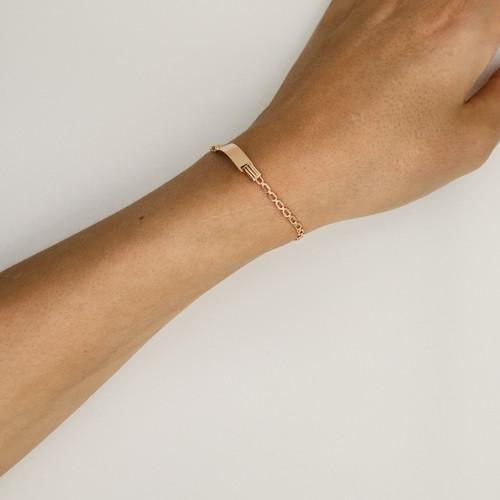 Golden bracelet
