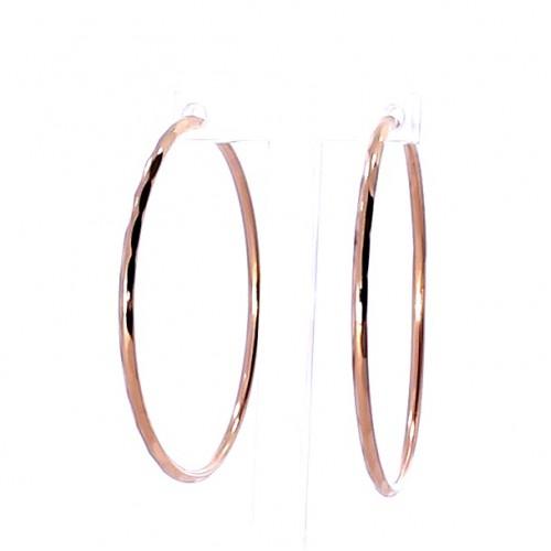 Golden earrings