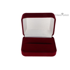 Bordo spalvos dėžutė