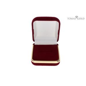 Bordo dėžutė žiedui